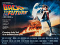 "Movie Posters:Science Fiction, Back to the Future (Universal, 1985). Subway (45"" X 59.5"") Advance.Science Fiction.. ..."