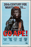 """Movie Posters:Science Fiction, Go Ape! (20th Century Fox, 1974). One Sheet (27"""" X 41""""). ScienceFiction.. ..."""