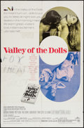 "Movie Posters:Exploitation, Valley of the Dolls & Others Lot (20th Century Fox, 1967). OneSheets (3) (27"" X 41""). Exploitation.. ... (Total: 3 Items)"