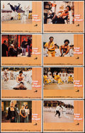 "Movie Posters:Action, Enter the Dragon (Warner Brothers, 1973). Lobby Card Set of 8 (11"" X 14""). Action.. ... (Total: 8 Items)"
