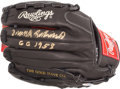 Baseball Collectibles:Others, Frank Robinson Signed Glove. ...