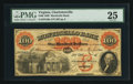 Obsoletes By State:Virginia, Charlottesville, VA- The Monticello Bank $100 Sept. 6, 1860 G30a Jones BC25-40. ...