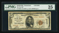 National Bank Notes:Tennessee, Smithville, TN - $5 1929 Ty. 2 The First NB Ch. # 13056. ...