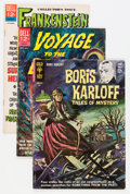 Silver Age (1956-1969):Horror, Comic Books - Assorted Silver and Bronze Age Horror Comics Group(Various Publishers, 1960s-'70s) Condition: Average FN-.... (Total:24 Comic Books)