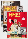 Magazines:Humor, Help! Group (Warren, 1960-65) Condition: Average FN+.... (Total: 11Comic Books)