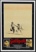 "Movie Posters:War, Gallipoli (Roadshow, 1981). One Sheet (27"" X 41""). War. StarringMel Gibson, Mark Lee, Harold Hopkins and Ronny Graham. Dire..."