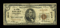 National Bank Notes:Virginia, Emporia, VA - $5 1929 Ty. 1 The Citizens NB Ch. # 12240. ...