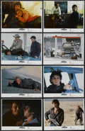 "Movie Posters:Thriller, The Hitcher (Tri Star Pictures, 1986). Lobby Card Set of 8 (11"" X 14""). Thriller. Starring C. Thomas Howell, Rutger Hauer, J... (Total: 8 Items)"
