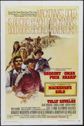 "Movie Posters:Western, Mackenna's Gold (Columbia, 1969). One Sheet (27"" X 41""). Western. Starring Gregory Peck, Omar Sharif, Julie Newmar and Telly..."