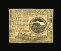 Colonial Notes:Continental Congress Issues, Continental Currency February 17, 1776 $4 Extremely Fine-AboutNew....
