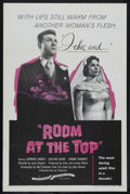 """Movie Posters:Foreign, Room at the Top (Lion International Films, 1959). One Sheet (27"""" X 41""""). Drama. Starring Laurence Harvey, Heather Sears, Sim..."""
