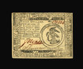Colonial Notes:Continental Congress Issues, Continental Currency February 17, 1776 $3 Very Choice New....