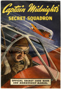 Premiums:Radio, Captain Midnight's Secret Squadron Set with Decoder (1941).... (Total: 4 Items)