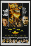 "Movie Posters:Action, The Towering Inferno (20th Century Fox, 1974). One Sheet (27"" X41""). Action. Starring Steve McQueen, Paul Newman, William H..."