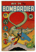 Golden Age (1938-1955):Funny Animal, Bee-29 The Bombardier #1 (Neal Publications, 1945) Condition: VG-.Funny animal stories. Overstreet 2006 VG 4.0 value = $62....