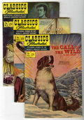Golden Age (1938-1955):Classics Illustrated, Classics Illustrated #91-100 First Editions Group (Gilberton, 1952) Condition: Average VG+.... (Total: 10 Comic Books)