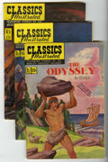 Golden Age (1938-1955):Classics Illustrated, Classics Illustrated #81-90 First Editions Group (Gilberton, 1951)Condition: Average VG.... (Total: 10 Comic Books)