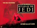 "Movie Posters:Science Fiction, Return of the Jedi (20th Century Fox, 1983). British Quad (30"" X40"") Advance.. ..."