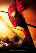 """Movie Posters:Action, Spider-Man (Columbia, 2002). One Sheet (27"""" X 40"""") Advance DS World Trade Center Style.. ..."""