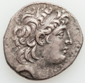 Ancients:Greek, Ancients: SELEUCID KINGDOM. Antiochus VIII Epiphanes-Grypus (121-96BC). AR tetradrachm (15.72 gm)....