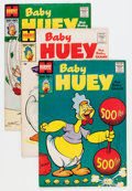 Silver Age (1956-1969):Humor, Baby Huey, the Baby Giant File Copies Box Lot (Harvey, 1957-80) Condition: Average VF/NM....