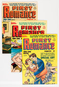 Golden Age (1938-1955):Romance, First Romance File Copies Group (Harvey, 1950-58) Condition:Average VF.... (Total: 45 Comic Books)