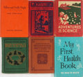 Books:Children's Books, [Children's Illustrated]. Science, Arithmetic, and More. Group ofSix Books. Various publishers. Good or better condition.... (Total:6 Items)