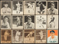 Baseball Cards:Lots, 1939-41 Play Ball Collection (138) With HoFers. ...