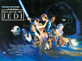"Movie Posters:Science Fiction, Return of the Jedi (20th Century Fox, 1983). British Quad (30"" X40"").. ..."