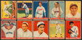 Baseball Cards:Lots, 1933 Goudey Baseball Collection (60 Different). ...