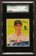 Baseball Cards:Singles (1930-1939), 1934 Goudey Bill Werber #75 SGC 82 EX/NM+ 6.5....