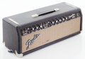 Musical Instruments:Amplifiers, PA, & Effects, 1965 Fender Tremolux Black Guitar Amplifier Head, Serial # A02909....