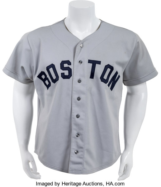huge discount 7b719 540f1 1980 Jim Rice Game Worn Boston Red Sox Jersey Sourced From ...