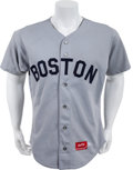 Baseball Collectibles:Uniforms, 1988 Wade Boggs Game Worn Boston Red Sox Jersey. ...