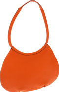 Luxury Accessories:Bags, Hermes Orange H Togo Leather Cacahuete Shoulder Bag. ...