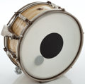 Musical Instruments:Drums & Percussion, 1950s WFL White Marine Pearl Snare Drum....
