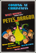 """Movie Posters:Animation, Pete's Dragon & Others Lot (Buena Vista, 1977). Posters (3)(40"""" X 60"""") Advance & Regular. Animation.. ... (Total: 3 Items)"""
