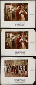 """Movie Posters:Musical, The Gang's All Here (20th Century Fox, 1943). Color-Glos Lobby Cards (3) (11"""" X 14""""). Musical.. ... (Total: 3 Items)"""