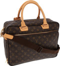 Luxury Accessories:Travel/Trunks, Louis Vuitton Classic Monogram Canvas Icare Travel Bag. ...