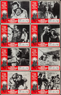 "God Forgives, I Don't (American International, 1969). Lobby Card Set of 8 (11"" X 14""). Western. ... (Total: 8..."