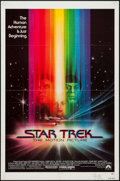 "Movie Posters:Science Fiction, Star Trek: The Motion Picture (Paramount, 1979). Autographed OneSheet (27"" X 41""). Science Fiction.. ..."