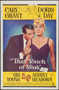 "Movie Posters:Comedy, That Touch of Mink (Universal, 1962). One Sheet (27"" X 41"").Comedy.. ..."