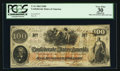 Confederate Notes:1862 Issues, F.R. Kimble & Co. T41 $100 1862.. ...