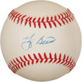 Autographs:Baseballs, Yogi Berra Single Signed Baseball....