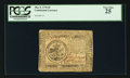 Colonial Notes:Continental Congress Issues, Continental Currency May 9, 1776 $5 PCGS Very Fine 25.. ...