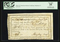 Colonial Notes:Connecticut, Connecticut Fiscal Paper Interest Certificate Hartford, CT PCGSVery Fine 35.. ...