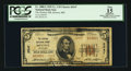 National Bank Notes:Maryland, Denton, MD - $5 1929 Ty. 2 The Denton NB Ch. # 2547. ...