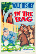 "Movie Posters:Animation, In the Bag (RKO, 1956). One Sheet (27"" X 41"").. ..."