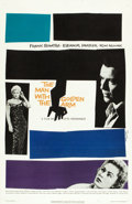 "Movie Posters:Drama, The Man with the Golden Arm (United Artists, 1955). One Sheet (27""X 41"") Saul Bass artwork.. ..."