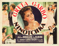 "Movie Posters:Comedy, Ninotchka (MGM, 1939). Half Sheet (22"" X 28"").. ..."